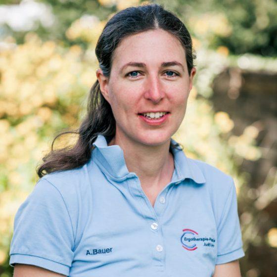 Portrait von Anke Bauer