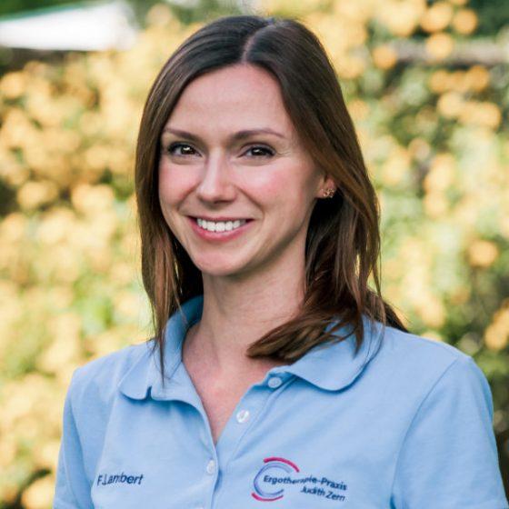 Portrait von Frauke Lambert